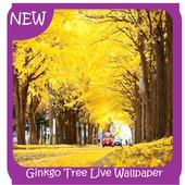Ginkgo Tree Wallpaper icon