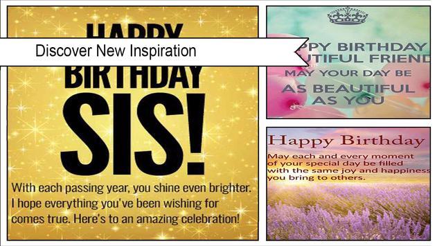 Happy Birthday Quotes screenshot 1