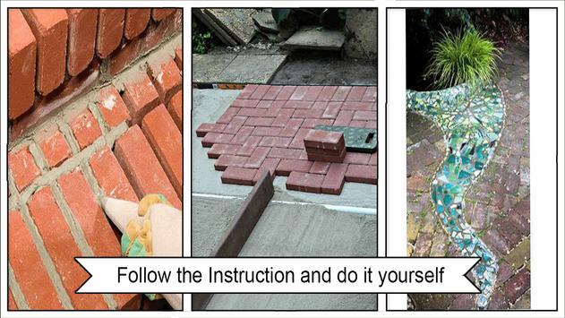 Pretty diy brick patio tutorial for android apk download pretty diy brick patio tutorial captura de pantalla 2 solutioingenieria Image collections