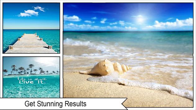 Summer Beach Wallpaper apk screenshot