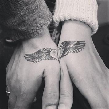 Love tattoos apk screenshot