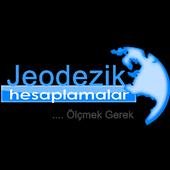Jeodezik Hesaplayıcı icon