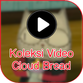 Koleksi Video Cloud Bread icon