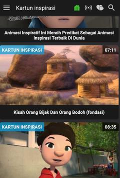 Kumpulan Vidio kartun Inspiratif screenshot 1