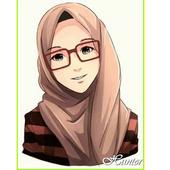 Gambar Kartun Muslimah Android Apk Download Foto Png