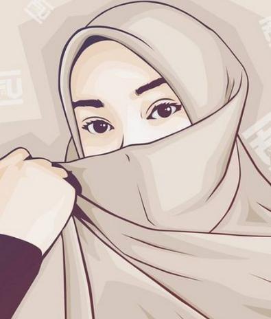 Unduh 41  Gambar Animasi Kartun Hijrah  Gratis