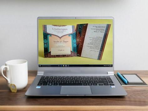 Wedding Invitation Card apk screenshot