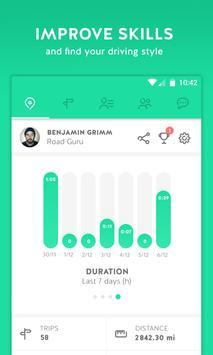 AutoBud - Better Driving скриншот приложения