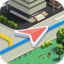 GPS Navigation System, Traffic & Maps by Karta icon