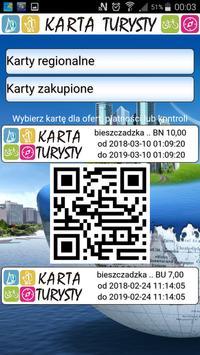 Karta Turysty Tourist Card screenshot 1