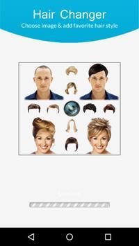 Hair Changer screenshot 1