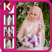 Muslim Wedding Gown icon