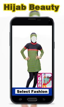 Swimsuits Hijab Dress Up poster