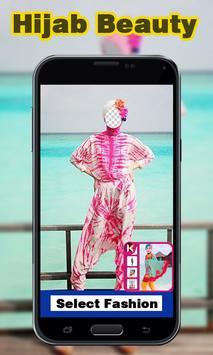 Swimsuits Hijab Dress Up apk screenshot