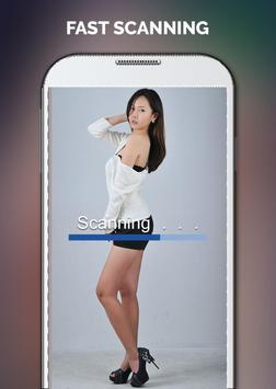 Xray Camera Girl Cloth apk screenshot