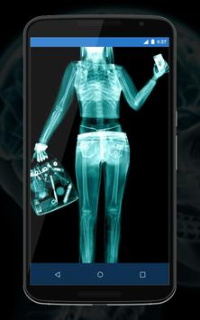 Xray Camera Scanner poster