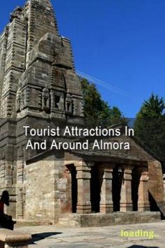 Tourist Attractions Almora poster