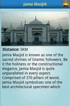 Tourist Attractions Kashmir screenshot 3