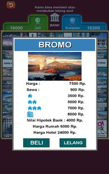 Monopoli Indonesia Karton screenshot 2