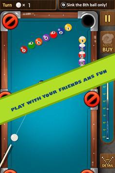 Pool Billiard Pro screenshot 2