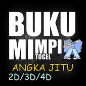 Buku Mimpi togel (2D/3D/4D) icon