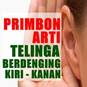 48 Arti Telinga Berdenging Kiri dan Kanan icon
