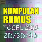 Kumpulan Rumus T0GEL 2018 icon