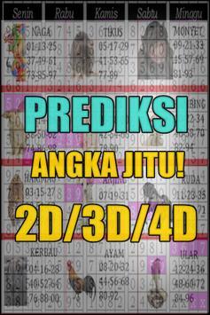 Rahasia Amalan Tembus Togel 4D poster