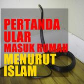 3 Pertanda Ular Masuk Rumah menurut Islam icon