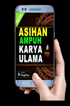 asihan Ampuh karya ulama besar screenshot 1