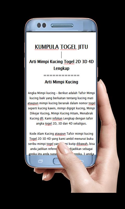 trik kumpulan togel lengkap for Android - APK Download
