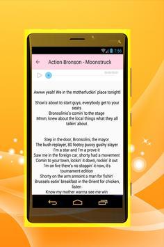 Action Bronson - Actin Crazy poster