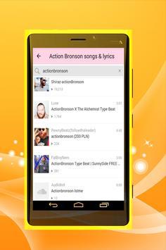 Action Bronson - Actin Crazy apk screenshot