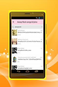 Aesop Rock - None Shall Pass apk screenshot