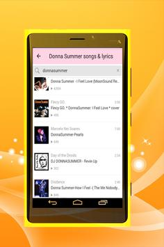 Donna Summer - I Feel Love apk screenshot