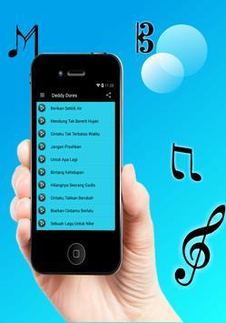 Lagu Deddy Dores Terlengkap apk screenshot