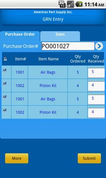 Mobile SCM screenshot 3