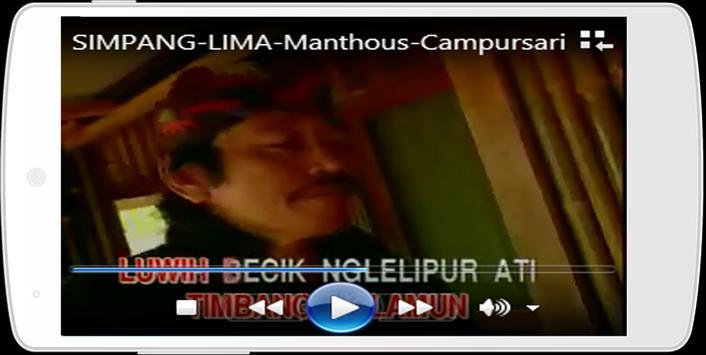 Video Lagu Campursari apk screenshot