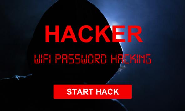 Wifi Hacker Prank Simulator apk screenshot