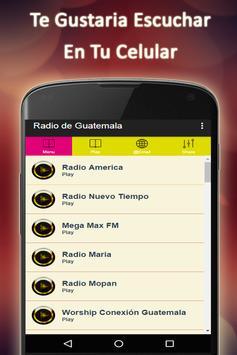 Radios Of Guatemala Free poster
