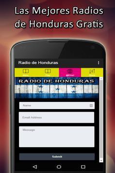Free Radios of Honduras apk screenshot