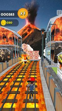 The Floor is Lava - Endless Runner apk screenshot