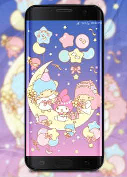 Kawaii Wallpaper poster