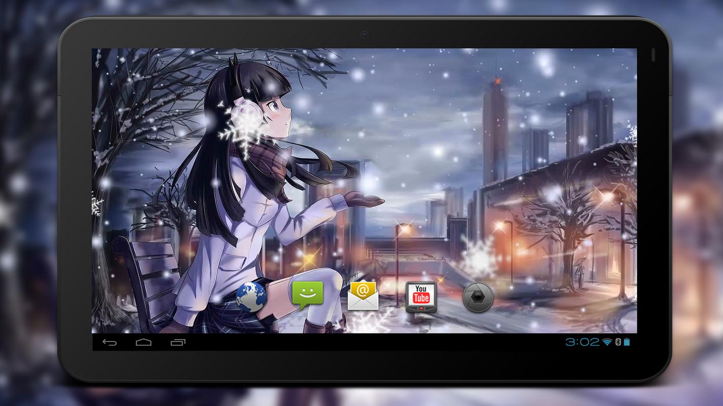 Fan Anime Live Wallpaper Of Ruri Gokou For Android Apk Download