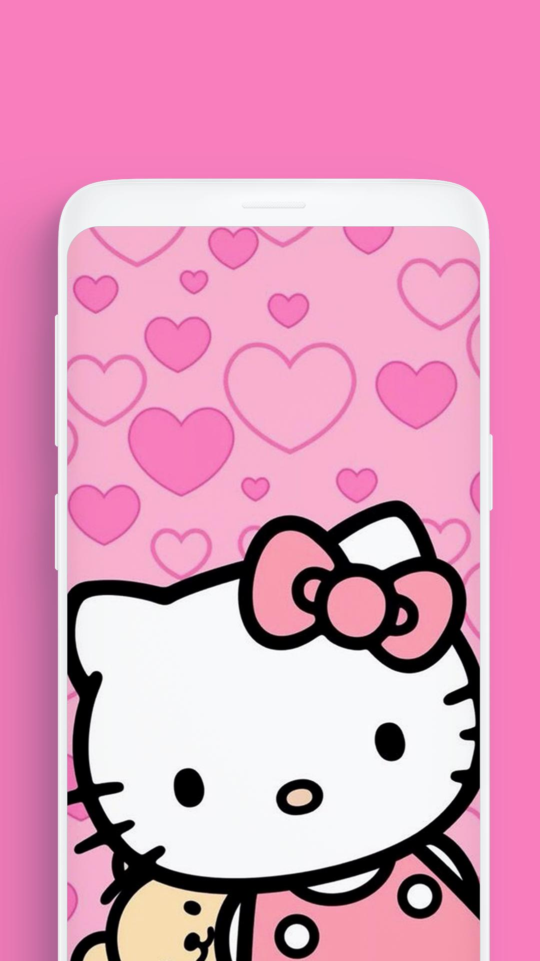 Free Hello Kitty Wallpapers For Android Apk Download