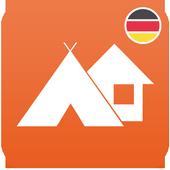 Reiseleiter Camping Travel Club icon