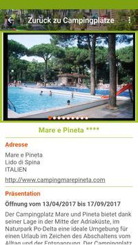 Reiseleiter Camping Travel Club screenshot 4