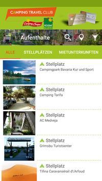 Reiseleiter Camping Travel Club screenshot 1