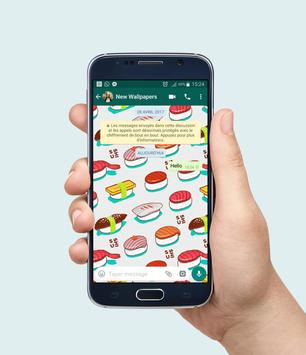 Kawaii Wallpapers for Chat apk screenshot