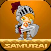 Samurai Legend Warrior icon